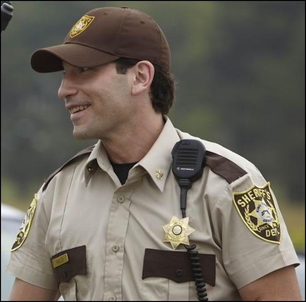 Walking Dead Sheriff S Uniform Badge Prop Replica